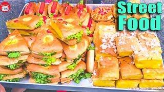 Street Food Compilation, Asian Street Food, Fast Food Street in Asia #287