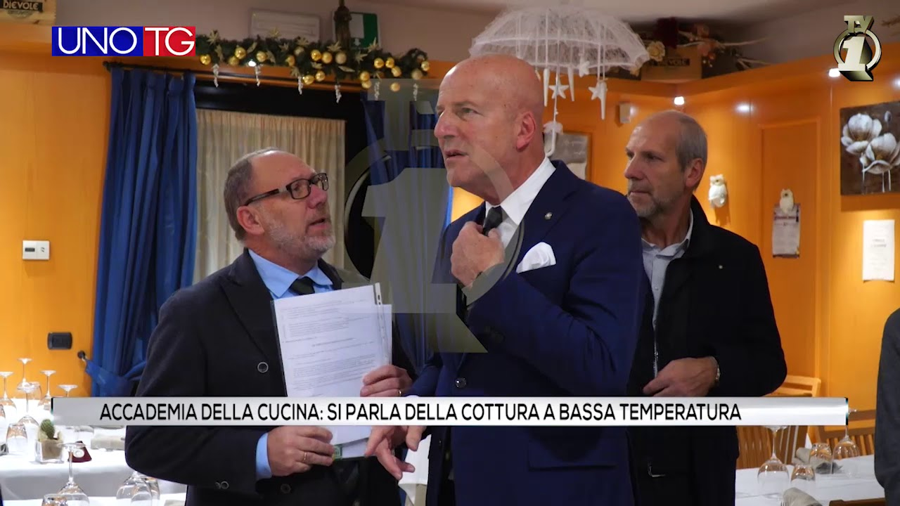 Accademia italiana della cucina nuova presidente per la