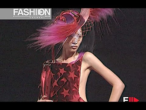 CHRISTIAN DIOR Spring Summer 2000 Paris – Fashion Channel
