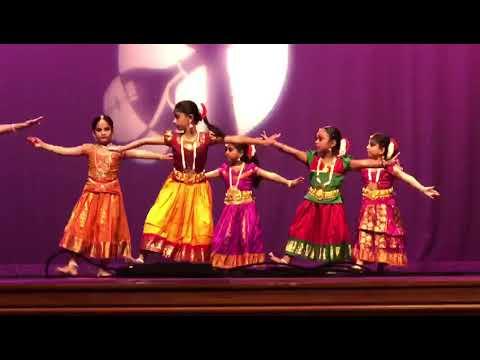 8571f9e9d08e7 Indian Classical Dance by Kids