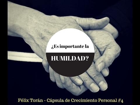 Cápsulas de Crecimiento Personal: ¿Es importante la humildad?