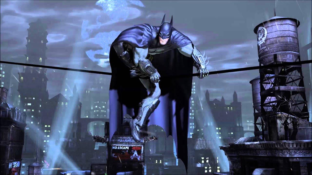 Batman arkham city main theme