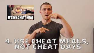 5 Things You Should Know About CHEAT MEALS!