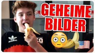 GEHEIME BILDER I USA TRIP BEGINNT mit DieLochis, Sprink und BradeTV #1