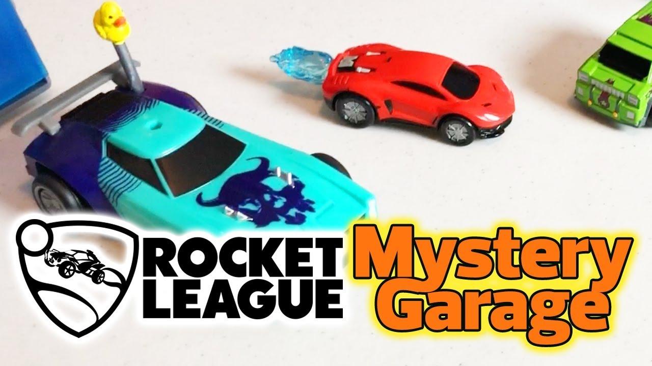 Rocket League Battle Cars 2019