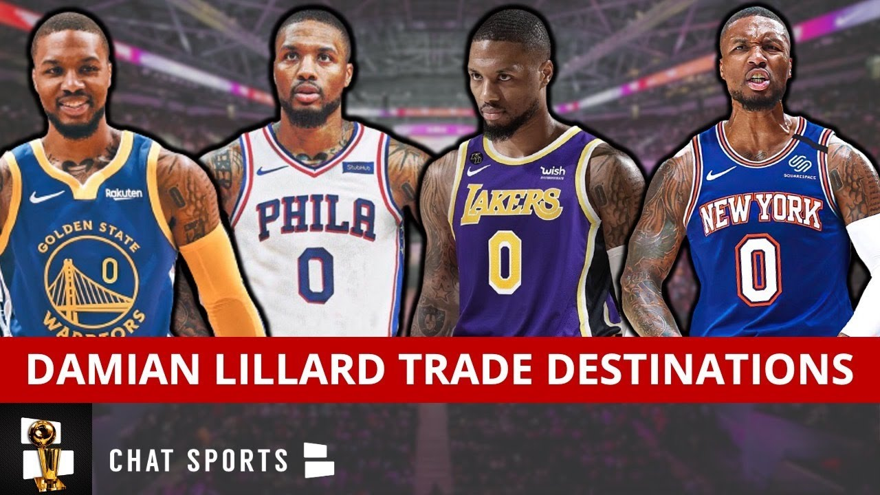 Truehoop: Damian Lillard Will Request a Trade