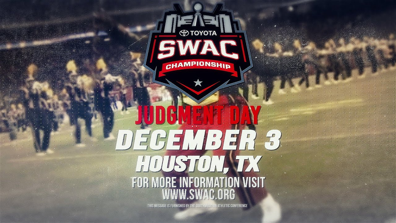 SWAC Championship 2016 - sponsored by #ToyotaUSA