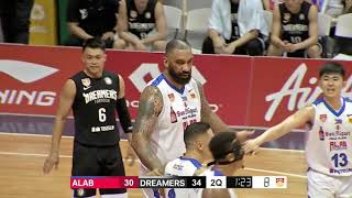 San Miguel Alab v Formosa Dreamers | CONDENSED HIGHLIGHTS | 2018-2019 ASEAN Basketball League
