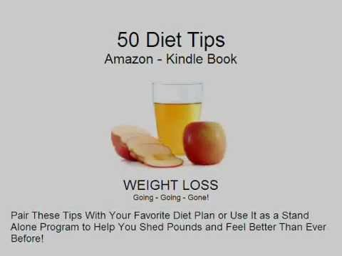 50 Weight Loss (Dieting Tips) PDF Book! - YouTube