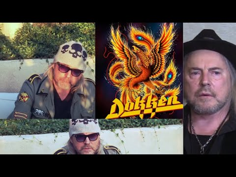 "Don Dokken posts video for DOKKEN's new release ""The Lost Songs: 1978-1981"""
