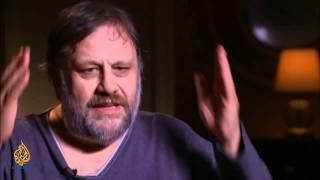 Talk to Al Jazeera - Slavoj Zizek