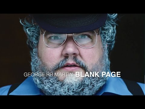 George R.R. Martin's BLANK PAGE (Game of Thrones / Taylor Swift's BLANK SPACE Parody)