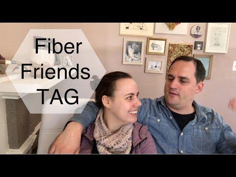 Fiber Friends Tag