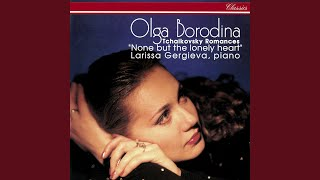 Tchaikovsky: The Stars Looked Tenderly Upon Us, Op.60, TH 106, No.12