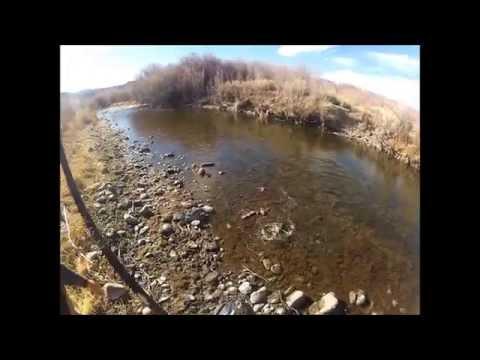 Fishing the beautiful East Walker River