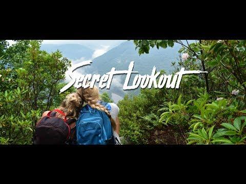 Secret Lookout - Morgantown, West Virginia - Coopers Rock