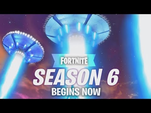 Fortnite SEASON 6 RELEASE DATE CONFIRMED! (Fortnite Season 6 Battle Pass Announced)