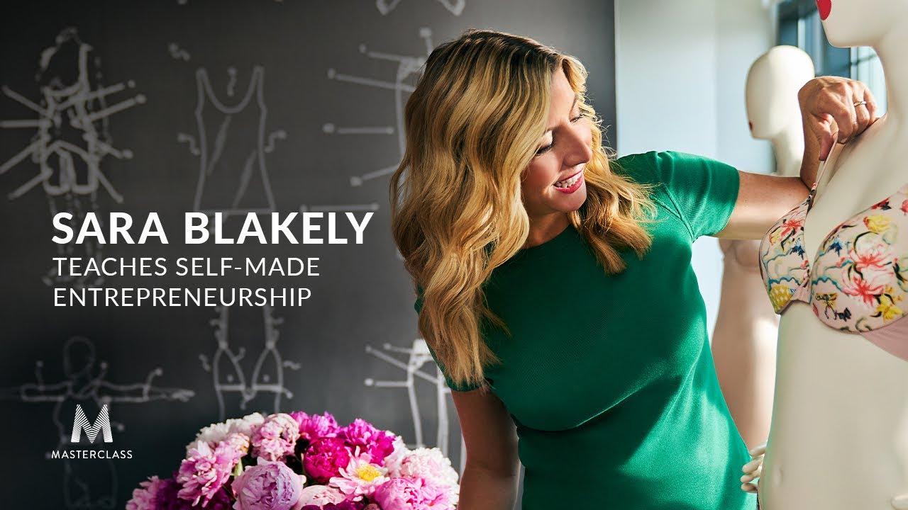 Sara Blakely Teaches Self-Made Entrepreneurship | Official Trailer | MasterClass