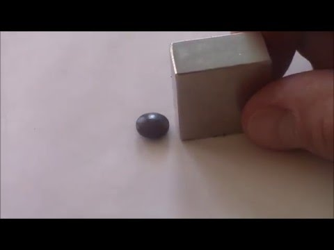 Magnetic materials - cool science project