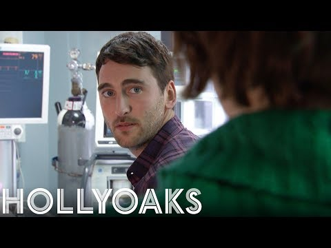 Hollyoaks: Is Damon Too Late?