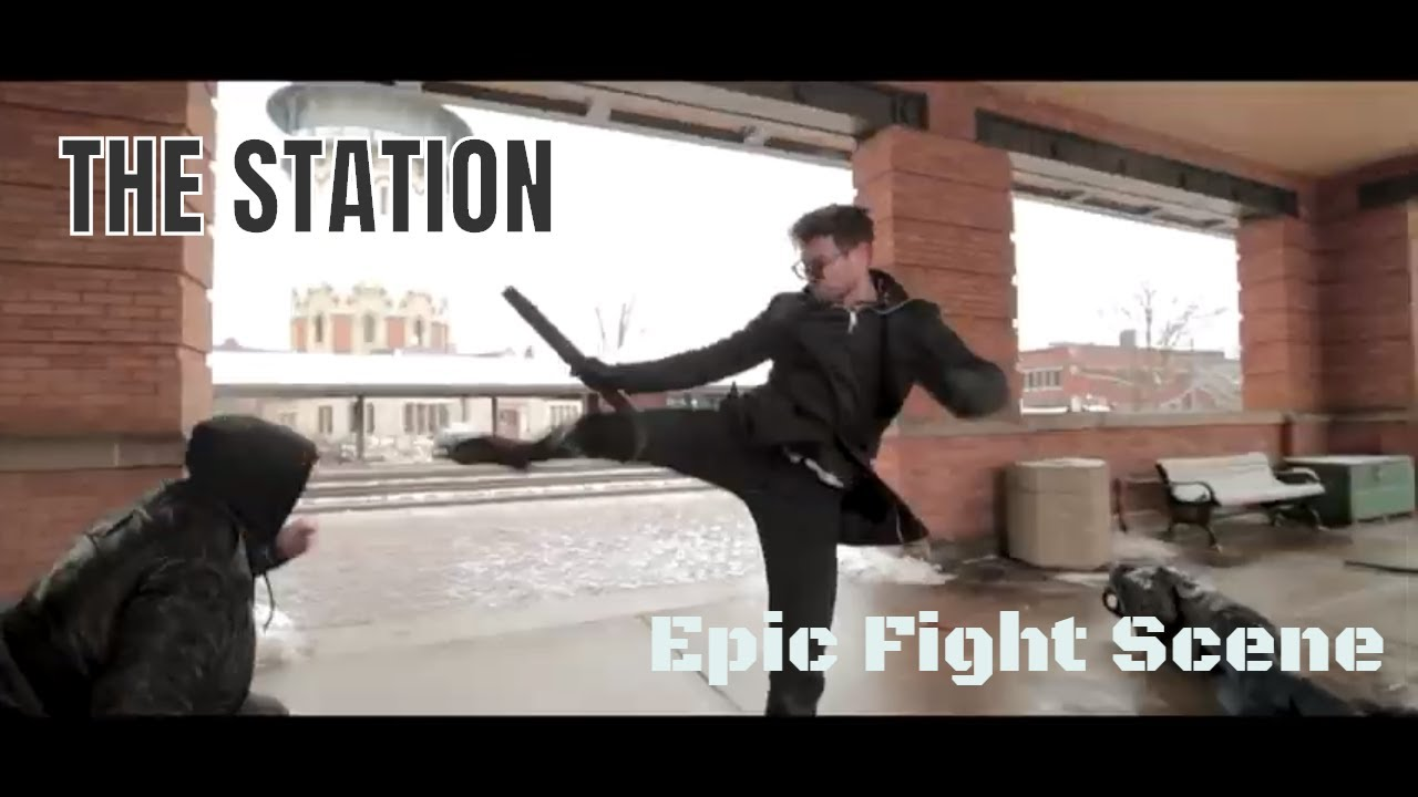 The Station... (Epic Fight Scene)