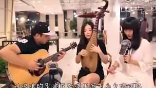 Chi Mộng Nhan [追夢人] - Cover Đàn Tỳ Bà - Guitar
