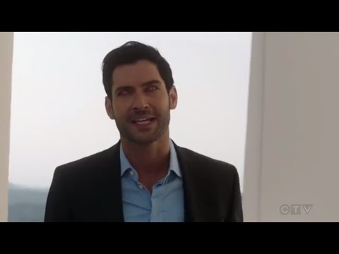 Lucifer S03E26 HD Ending Lucifer And Chloe Catch The Killer & Chloe Talks To Her Dad
