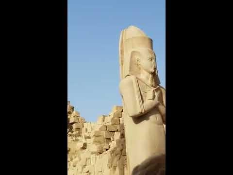 Karkak Temple Luxor