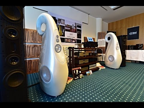 GIYA G1 by VIVID audio UK - MSRP US $68'000 - Floorstanding Loudspeakers