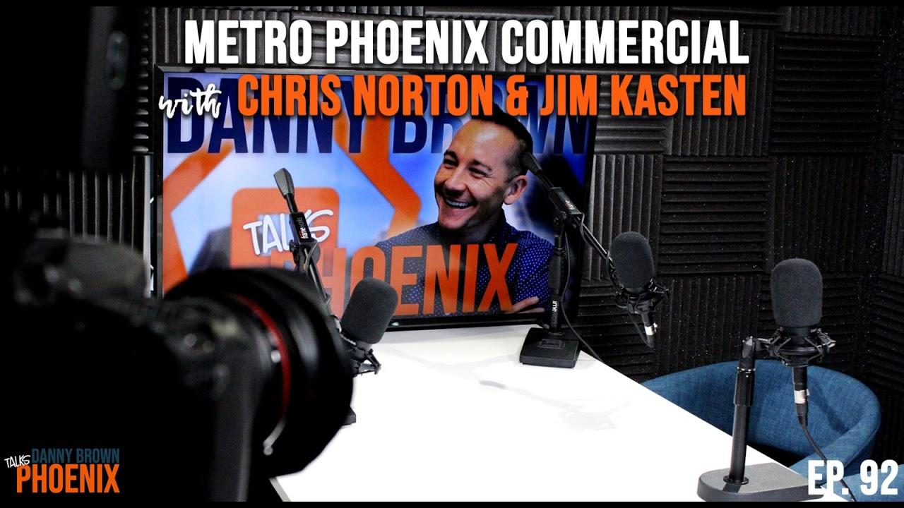 Danny Brown Talks Phoenix Podcast
