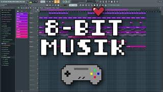 8 Bit Video Game Musik produzieren | FL Studio Tutorial
