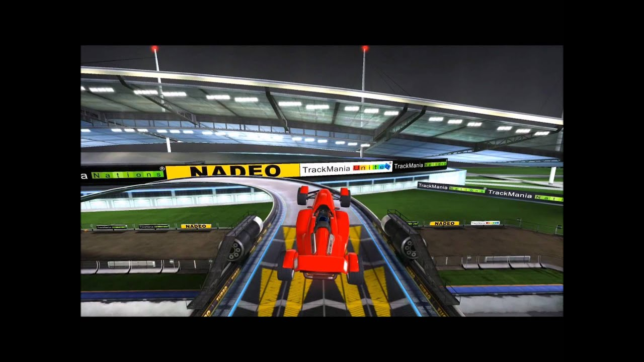 circuit trackmania nation forever