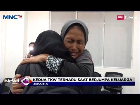 2 TKW Bebas Hukuman Mati Pemerintahan Arab Saudi Terkait Kasus Praktik Ilmu Hitam - LIM 25/04
