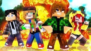 UMA EXPLOSÃO DE REATOR NO MEIO DA VILA!! ACABOU O INFINITO!! - Minecraft Infinito #44 (Modpack 1.12)