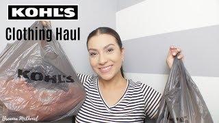 Kohls Clothing Haul -  June 2019   Breanna McDaniel