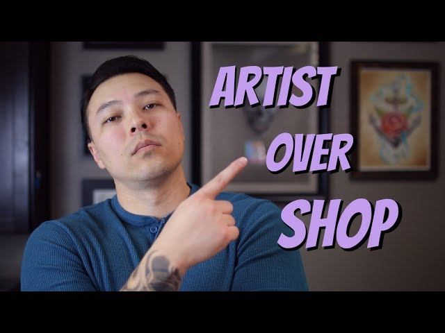 Why You Should Prioritize Choosing an Artist Over Choosing a Tattoo Shop