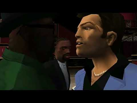 Gta Vice City Tommy Kill CJ And Smoke In Mission Keep Your Friend Close