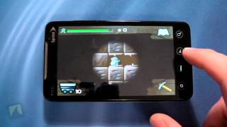Gem Miner Dig Deeper by Psym Mobile | Droidshark.com Video Review for Android