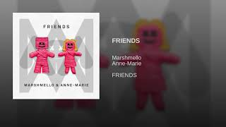 Marshmello - Friends - Feat Anne - Marie - Topic