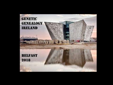 The Irish DNA Atlas - update Feb 2018 (Ed Gilbert, RCSI)