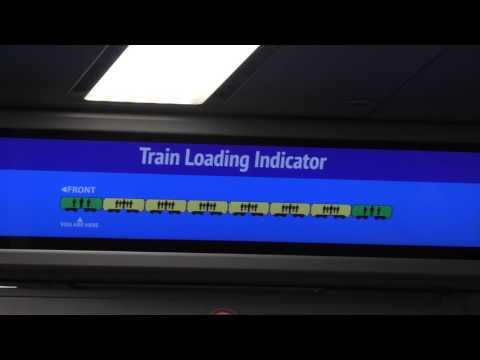 Thameslink 700008 From St Pancras International to West Hampstead Thameslink