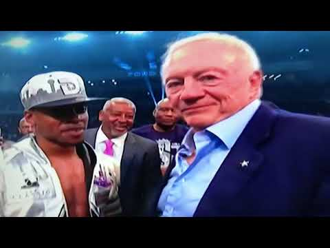 Jerry Jones to Try His Hand at Promoting Boxing Events?