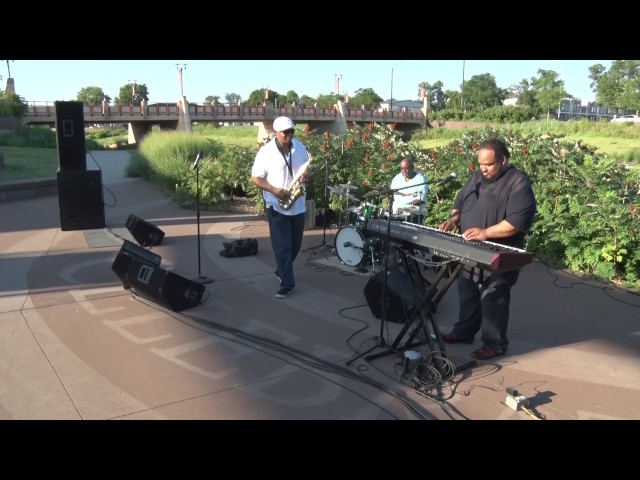 Union Plaza Cultural Concerts: Ed Archibald and Friends