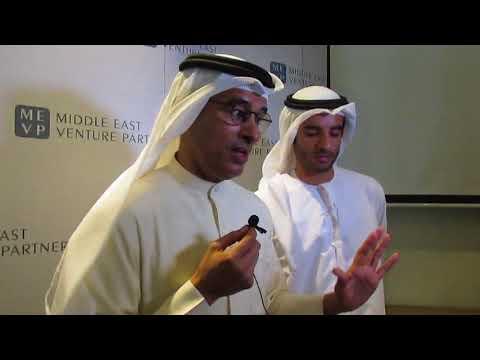 MOHAMED ALABBAR, a strategic investment partner in MEVP