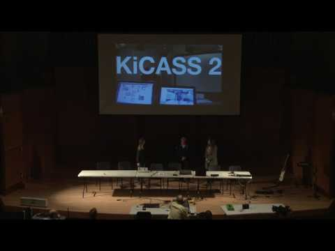 Kinect Controlled Artistic Sensing System II