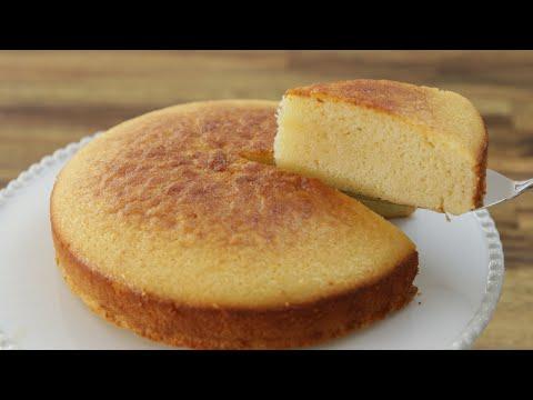 4-Ingredient Condensed Milk Cake Recipe