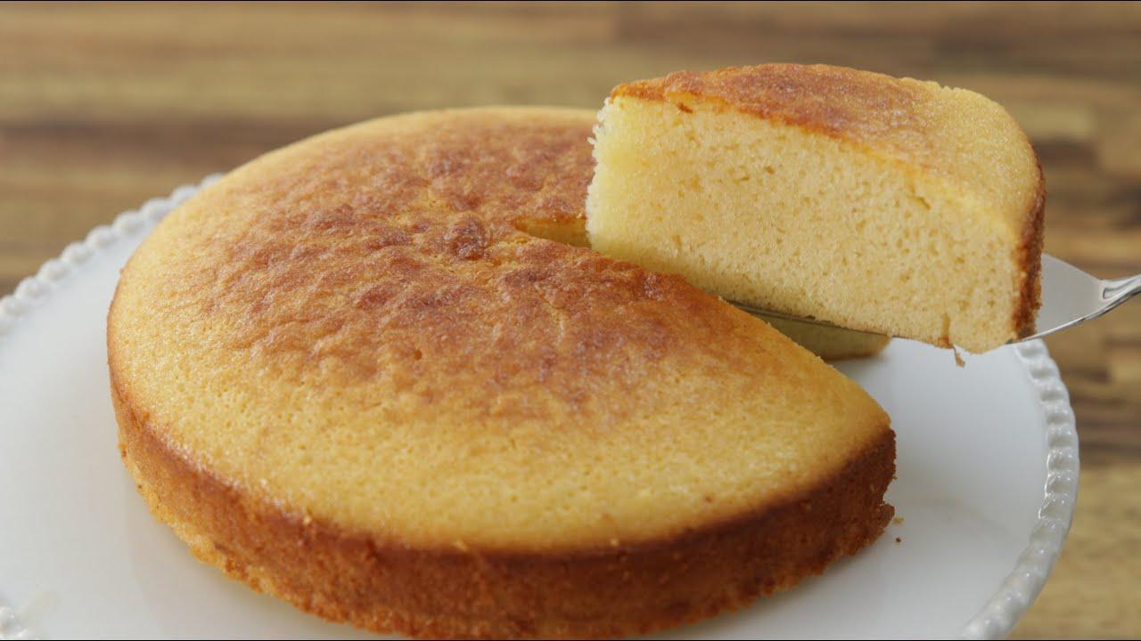 Download 4-Ingredient Condensed Milk Cake Recipe