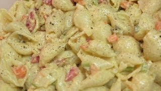 Pasta Salad Recipe : How To Make Pasta Salad