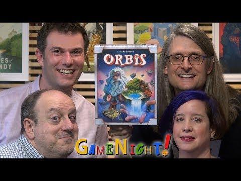 Orbis - GameNight! Se6 Ep31