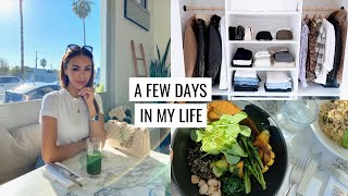 VLOG | Getting Organized & Our Life in LA | Annie Jaffrey